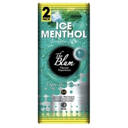 The Blum - Ice Menthol 2 pack Flavour Card