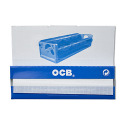 OCB Blue Rolling Papers 25x50 69mm